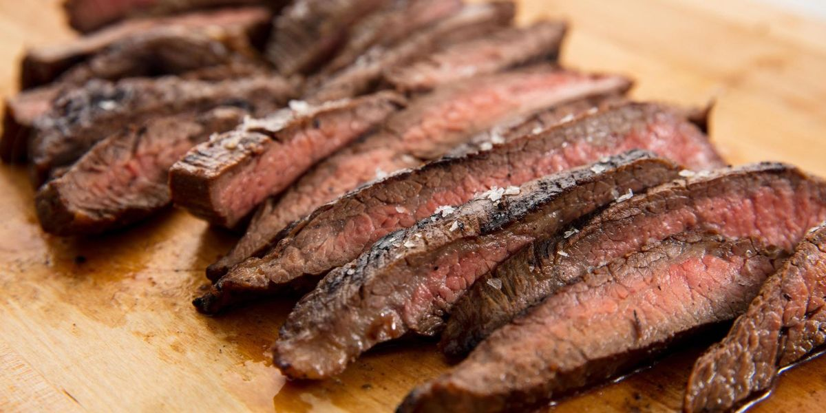 Best Flank Steak Marinade Recipe - How to Cook Flank Steak ...