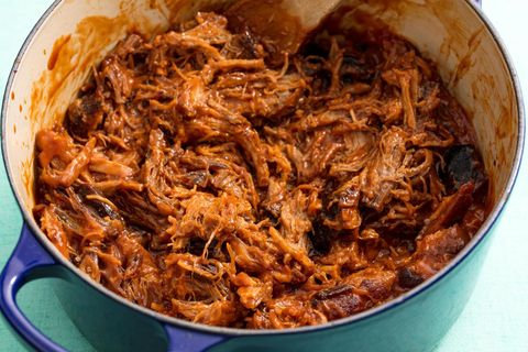 Oven-Roasted Pulled Pork