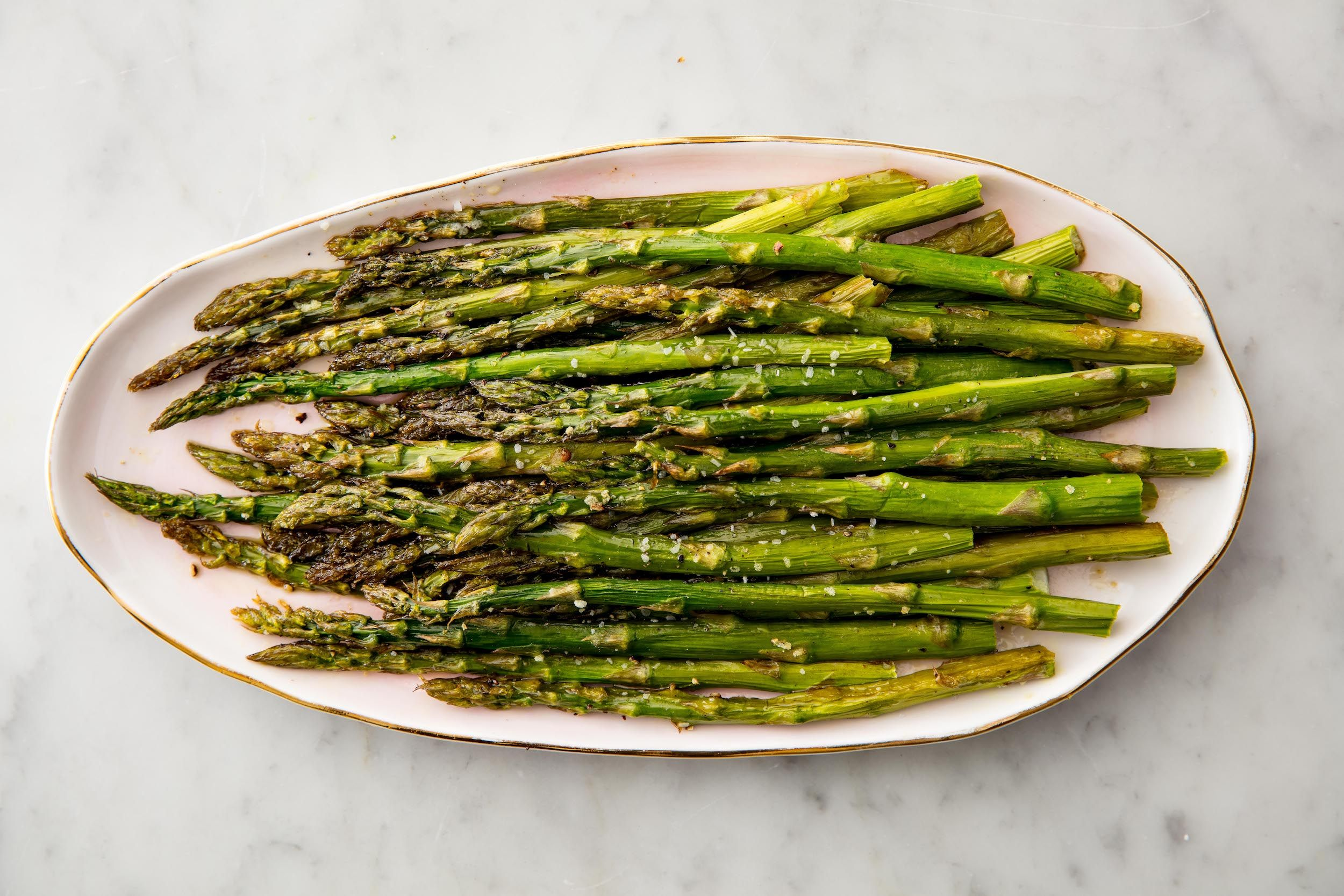Best Oven Roasted Asparagus Recipe How To Roast And Bake Asparagus