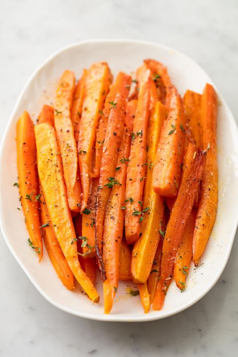 Best Honey Glazed Carrots Recipe How To Make Honey Roasted Carrots