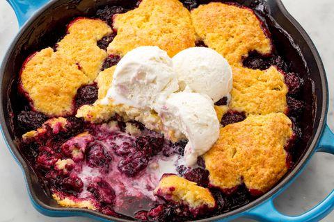 blackberry-cobbler