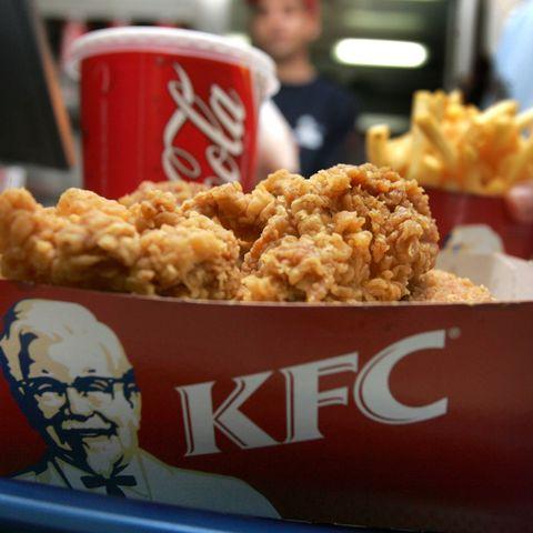 kfc favourite chicken