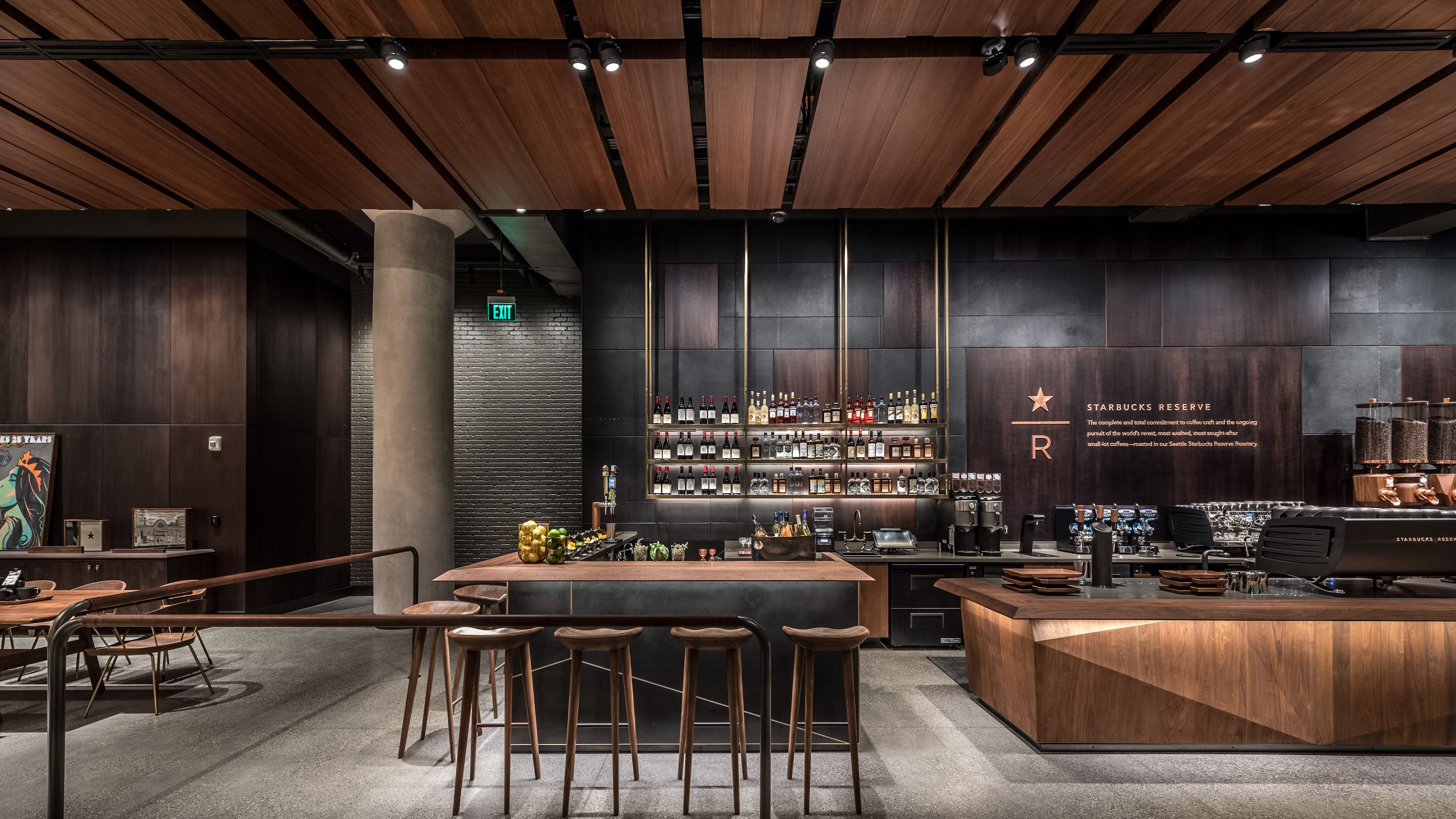 Starbucks Just Opened A Whole Different Kind Of Store