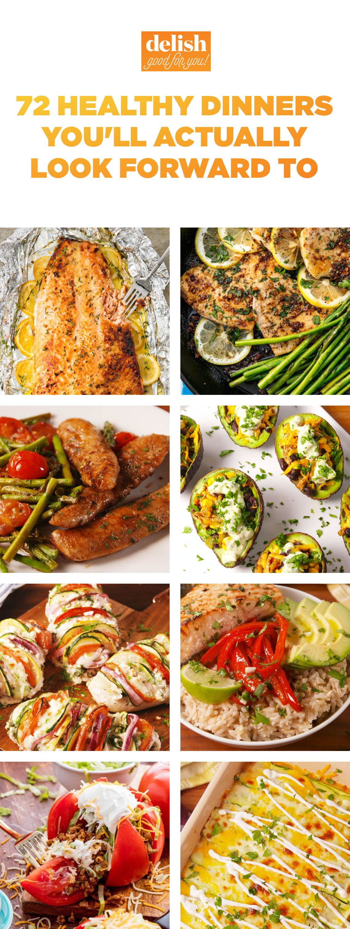 80 easy healthy dinner ideas best recipes for healthy dinners 80 easy healthy dinner ideas best recipes for healthy dinnersdelish forumfinder Gallery