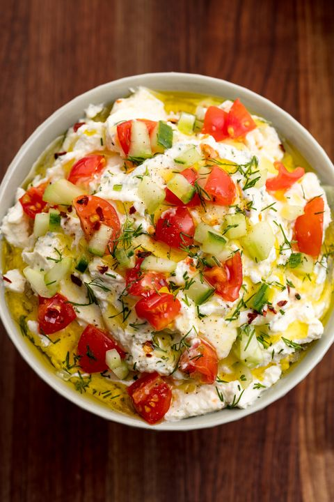 Greek Feta Dip Vertical