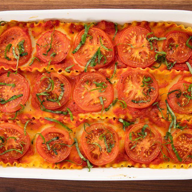Vegan Lasagna Horizontal