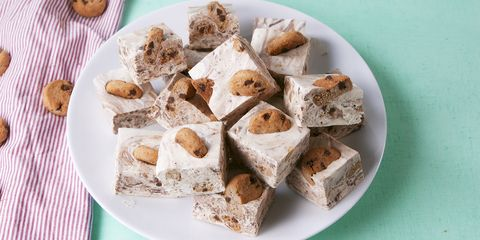cookies n cream fudge - Candy Recipes For Christmas