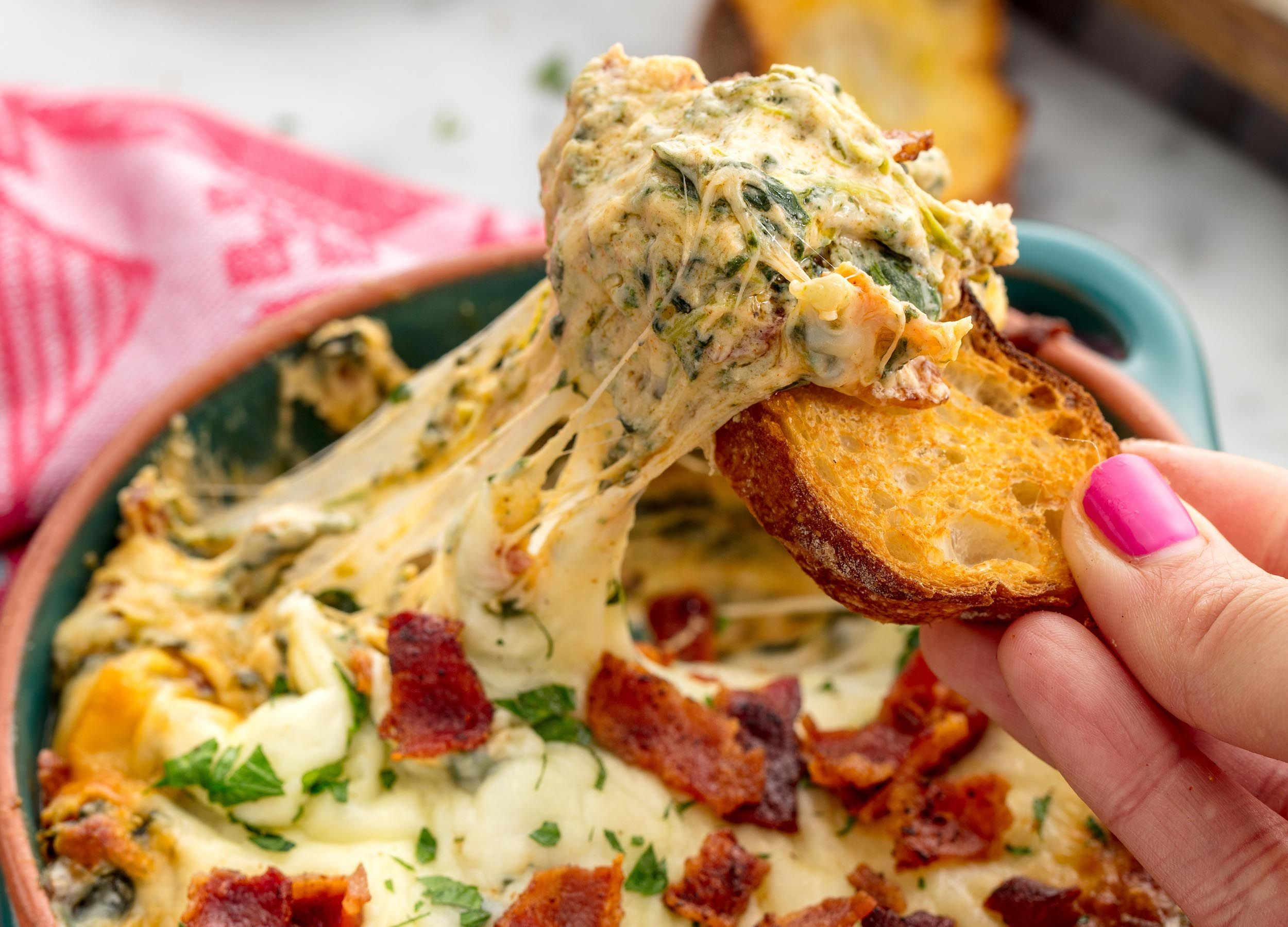 14 Best Spinach Dip Recipes Easy Ways to Make Homemade Spinach Dip