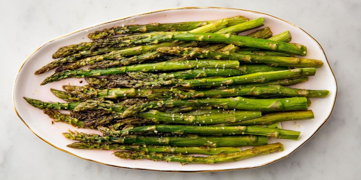 cooking asparagus in the oven best oven roasted asparagus recipe how to roast asparagus 12547