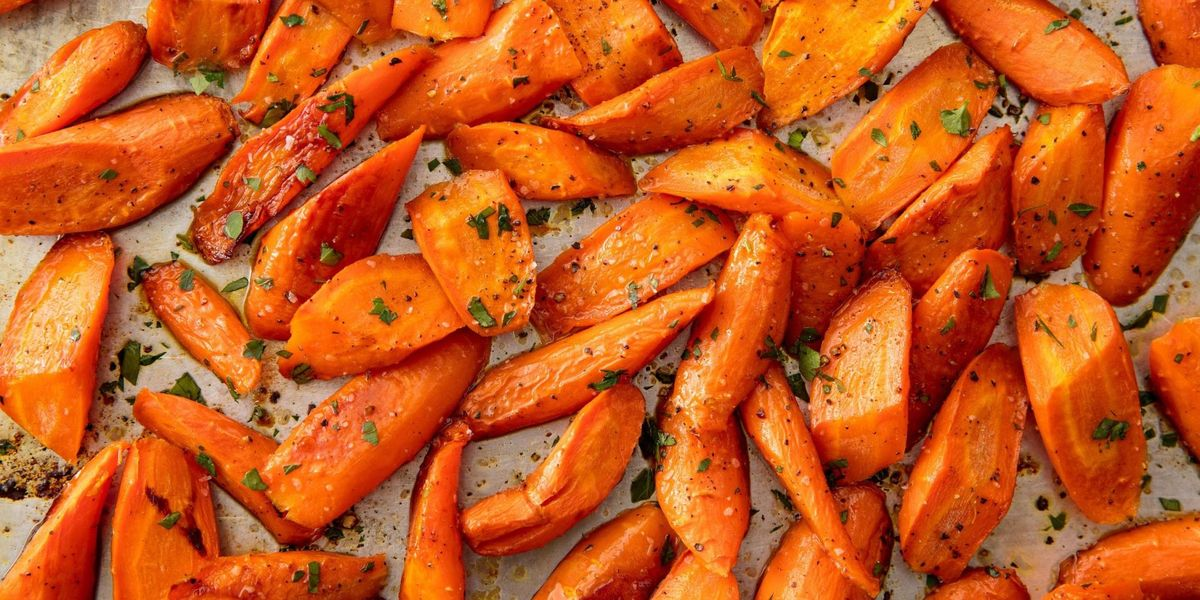 Best Oven Roasted Carrots Recipe How To Roast Carrots