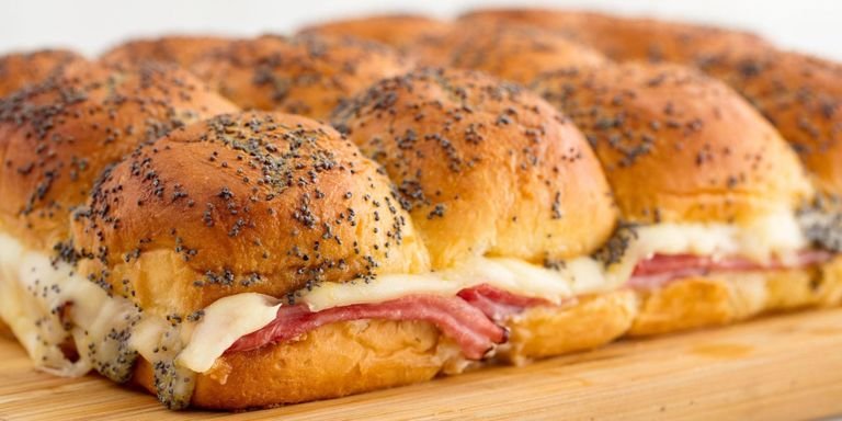 30 leftover ham recipes what to do with leftover hamdelish ham and cheese sliders forumfinder Images