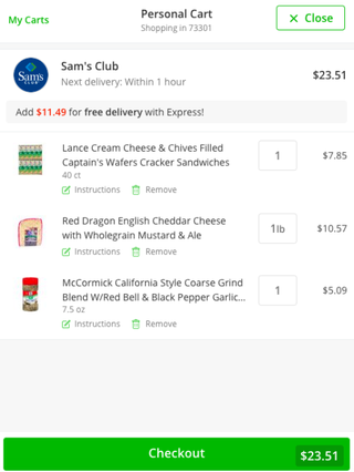 Sam's Club Will Deliver To Your Home — Even If You're Not A Member
