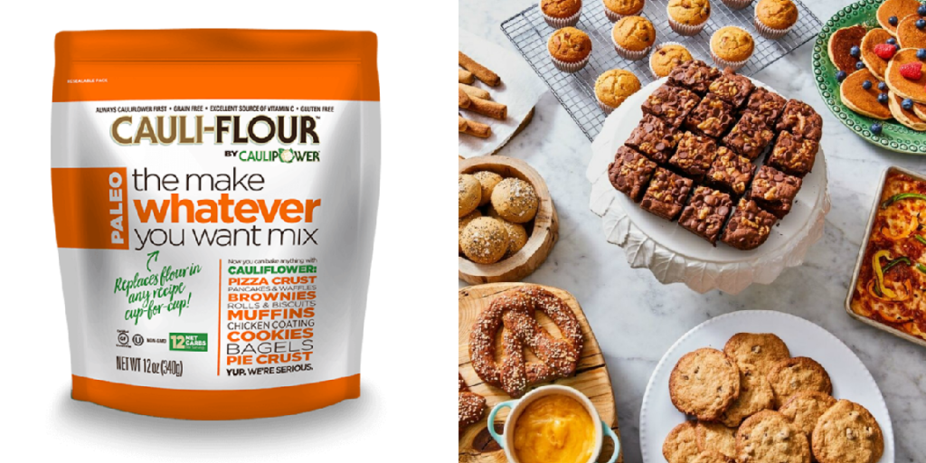 Cauliflower Flour Now Exists And You Can Bake Literally