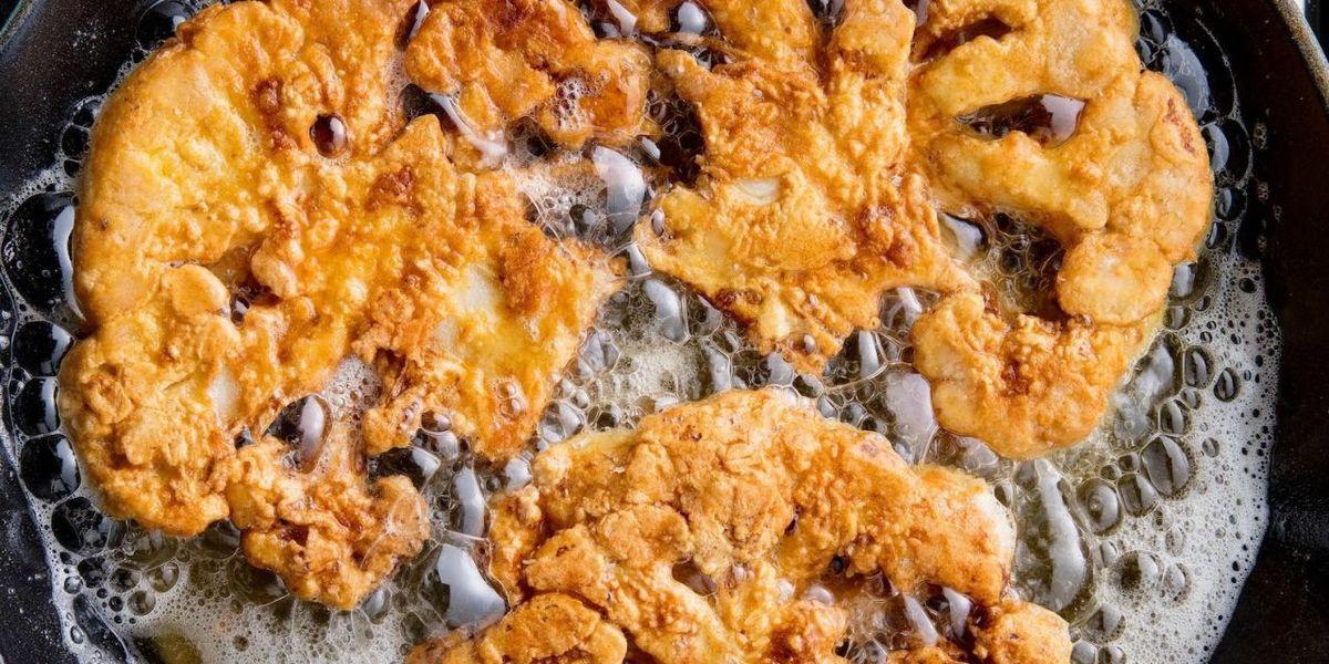 Best Chicken Fried Cauliflower Recipe How To Make