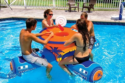 Swimming pool, Leisure, Fun, Water, Leisure centre, Recreation, Youth, Summer, Inflatable, Personal protective equipment,