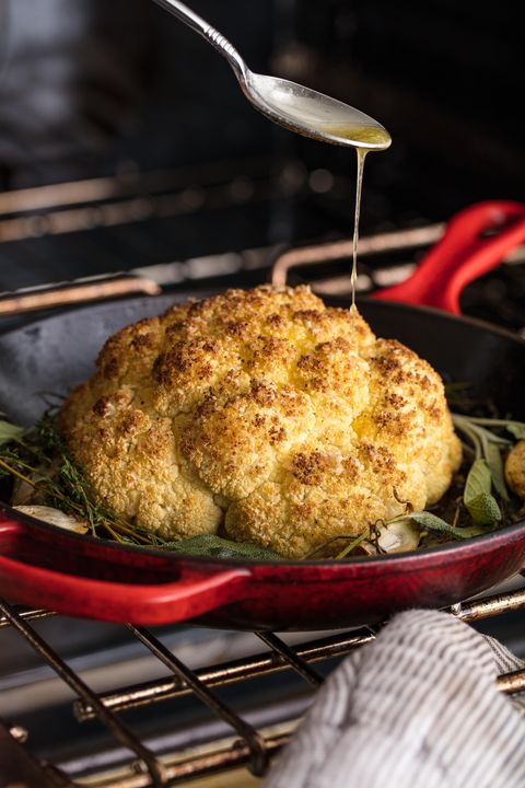 Thanksgiving Cauliflower Vertical