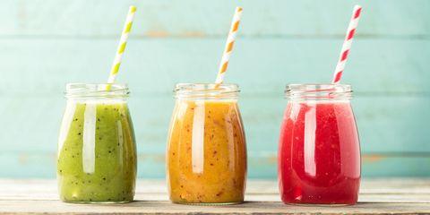 Drink, Juice, Smoothie, Food, Health shake, Vegetable juice, Ingredient, Non-alcoholic beverage, Milkshake, Superfood,