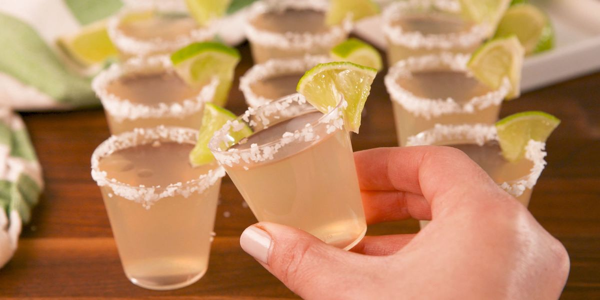 Margarita Jell-O Shots Are The Best Way To Celebrate Summer