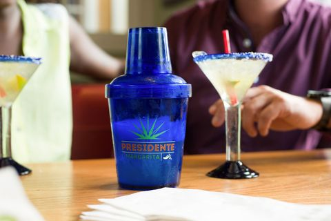 Drink, Alcoholic beverage, Distilled beverage, Liqueur, Non-alcoholic beverage, Cocktail, Blue lagoon, Blue hawaii, Cocktail garnish, Daiquiri,