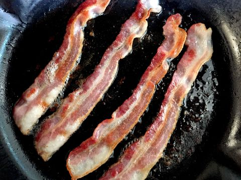 is water the secret to perfectly crispy bacon?