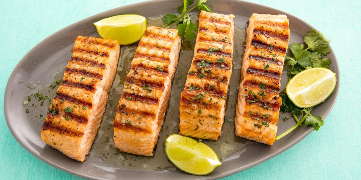 19 Easy Grilled Salmon Recipes How To Grill Salmon Delish Com