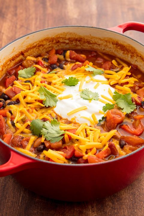 Image Ethan Calabrese Vegetarian Chili