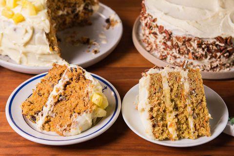 Carrot Cake Snackdwon Martha Stewart Vs Ina Garten