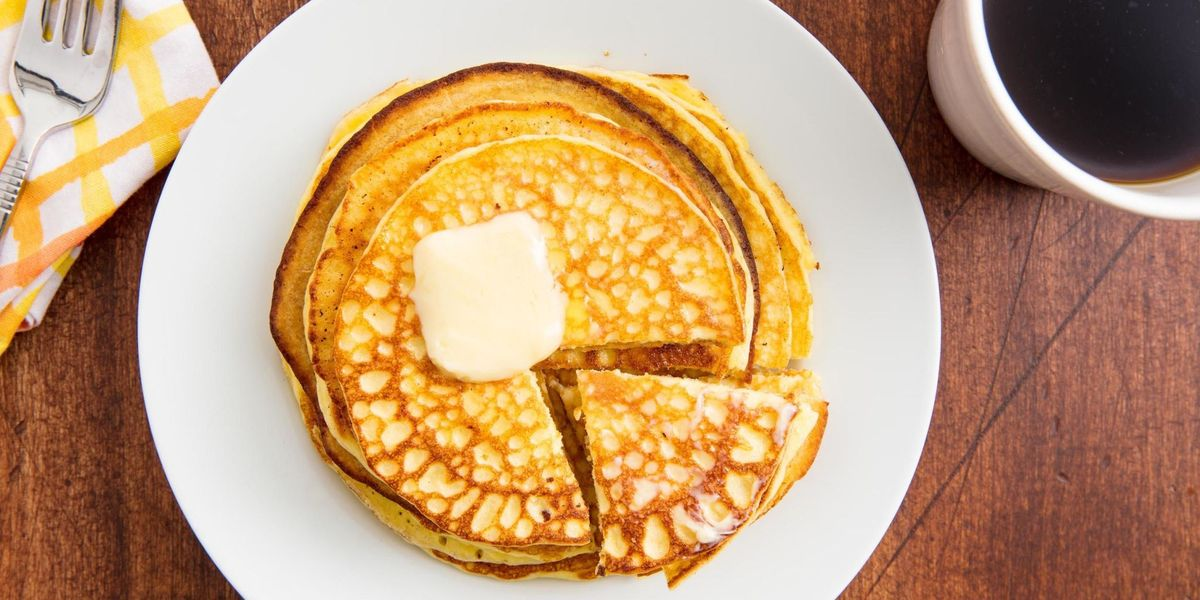Best Keto Pancake Recipe - How to Make Low Carb Pancakes With ...