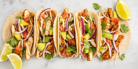 50+ Best Taco Recipes - How to Make Easy Mexican Tacos