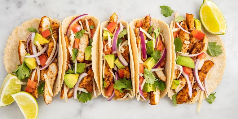 50 best taco recipes how to make easy mexican tacos delish ethan calabrese forumfinder Image collections