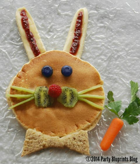 """<p>Surprise the young (and young at heart) at your Easter brunch or family breakfast table with a nutritious meal that proves to be just as fun as a treat.</p> <p><a href=""""http://www.partybluprintsblog.com/4-the-kids/bunny-breakfast-easter-spring-celebrations/"""" target=""""_blank""""><strong>Click for the recipe.</strong></a></p>"""