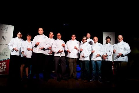 Food & Wine Best New Chefs