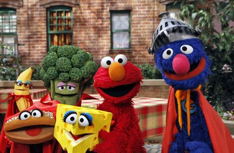 Sesame Street Food for Thought Episode - Sesame Street