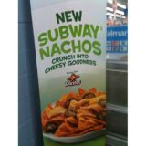 "<p><b>Reported On:</b> June 5, 2012</p>  <p>It looks like Subway didn't want to be left out of the fast-food Doritos party. After Taco Bell's widely successful <a title=""Taco Bell Launches Highly Anticipated Doritos Locos Tacos"" href=""http://www.delish.com/food/recalls-reviews/taco-bell-doritos-locos-tacos"" target=""_blank"">launch of Doritos Locos Tacos</a> (which feature a Doritos taco shell), it looks like Subway wants to give a Doritos-centric menu item a try.</p>  <p><a href=""/food/recalls-reviews/subway-tests-doritos-nachos""><b>Read the full story</b></a></p>"