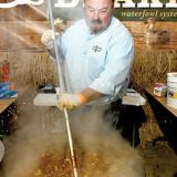 "<p>Considered one of the ""best-known parties in the state of Arkansas,"" this culinary competition brings the best of two worlds together: game and gumbo. More than 50 teams lay down their ladles to compete in the <a href=""http://stuttgartarkansas.org/index.php?fuseaction=p0007.&mod=40"" target=""_blank"">Bud Light World Championship Duck Gumbo Cook-Off</a> the Saturday after Thanksgiving in Stuttgart, Arkansas. According to the official rules, every team must provide 3 quarts of gumbo, each of which must be 50 percent duck meat. Even if the gumbo doesn't win the gold, team members may have the honor of winning the people's choice for best booth. It's so coveted that teams work for a full 12 months to design their elaborate stations.</p>"