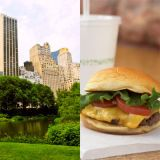 "<p><b>Where to Picnic</b>: Manhattan's ultimate refuge can be found around the 22-acre Central Park Lake, where visitors watch necking swans and couples gliding in rented rowboats.</p> <p><b>What to Pack</b>: House-made charcuterie, terrines, and pâtés (plus selections from locally adored Saxelby Cheesemongers) are sold at mega chef Daniel Boulud's first takeout shop, Épicerie Boulud. For an all-American spread, Shake Shack's Upper West Side location serves the same great ShackBurgers (American cheese, tomato, lettuce, and ""Shack Sauce"") as the Madison Square Park original, minus the long lines. <i>Épicerie Boulud, about a five-minute walk from the park; 1900 Broadway, 212-595-9606. Shake Shack, about a five-minute walk from the park; 366 Columbus Ave., 646-747-8770.</i></p>"