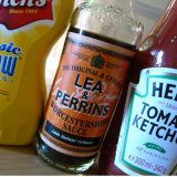 Most opened and properly refrigerated sauces and condiments will last about six months.