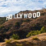 "<p><b>Why You Should Visit:</b> From virtually any vantage point in Los Angeles, you can spot the iconic sign of tinsel town. What you might not know is that when the sign was first erected in 1923, it read, ""Hollywoodland."" It was not referring to the land where silver screen stars were made; it served as an advertisement for a nearby housing development. At the time, each letter was a whopping 30 feet high and fifty feet wide, and they were individually studded with lightbulbs, which flashed on and off. In 1949, the ""land"" was lost to reflect the cinematic city. Sadly, over time, weather and accidents have caused the sign to deteriorate. In 1978, heavy metal rocker Alice Cooper began a campaign to save the historic landmark and the newly restored version was officially unveiled in November of that year. The current letters are still large, each hitting 45 feet tall and roughly 35 feet wide. To snag a postcard-like pic for your Facebook friends, head to the Griffith Park Observatory, where you can get the best view of Mount Lee's top attraction. Hooray for Hollywood!</p>  <p><i>Griffith Park Observatory; 2800 East Observatory Rd., Los Angeles; (213) 473-0800; <a href=""http://www.griffithobservatory.org/"" target=""_blank"">griffithobservatory.org</a></i></p>"