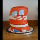"<p>Bowie, MD, United States</p> <p>""This was made for Dr. Seuss's birthday.""</p>"