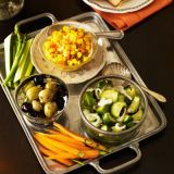 <p>Tangy vegetable relishes and pickles are ideal snacks to have handy at any time of year. If properly canned and preserved, these foods keep for long periods of time in the pantry, and usually up to a year or two in the fridge after opening, so it's easy to keep these preserved treats around at all times. Buying relishes and pickles premade from a trusted source ensures that you're purchasing a product that's safe, and saves you the time and trouble of preserving your own fruits and vegetables.</p>