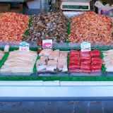 <p>Ordering the tuna or the salmon at a restaurant or sushi bar might not actually lead to consuming those fish. A study done by a nonprofit ocean protection group, Oceana, found that fish throughout the country are often mislabeled.</p>