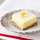 "<p>Where would we, and these better-for-you creamy squares, be without the bright pop of lemon?</p> <p><b>Recipe: <a href=""http://www.delish.com/recipefinder/creamy-lemon-squares-recipe-kft0313"" target=""_blank"">Creamy Lemon Squares</a></b></p>"