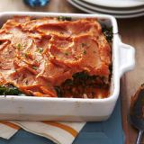 "<p>Louisiana Style: Collard greens, sweet potatoes, and Cajun spices give this casserole a Southern slant. </p><p><b>Recipe: <a href=""http://www.delish.com/recipefinder/sweet-potato-shepherds-pie-recipe-ghk0312"" target=""_blank"">Sweet Potato Shepherd's Pie </a></b></p>"