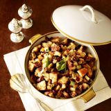 "<p>The complementary flavors of pancetta, fennel, and pear combine in this sweet-savory stuffing for your holiday turkey.</p><br /><p><b>Recipe: <a href=""http://www.delish.com/recipefinder/savory-bread-stuffing-pear-recipe"" target=""_blank"">Savory Bread Stuffing with Pears</a></b></p>"