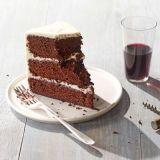 Red-Wine Velvet Cake