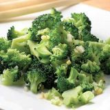 "<p>Here chopped broccoli is quickly sautéed with ginger and fish sauce. Serve alongside steamed Asian dumplings or cold sesame noodles.</p><br />  <p><a href=""/recipefinder/ginger-broccoli-recipe-6202"" target=""_blank"">Get the recipe!</a>"