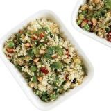 "<p>Brooklyn Larder sells fantastic prepared foods and locally sourced products. This recipe is from its upcoming cookbook.</p><p><b>Recipe: </b><a href=""/recipefinder/couscous-salad-zucchini-roasted-almonds-recipe-fw0511"" target=""_blank""><b>Couscous Salad with Zucchini and Roasted Almonds</b></a></p>"
