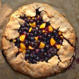 "<p>This easy, free-form tart is filled with ripe seasonal fruit and has a rustic elegance that makes it the ideal end to any summer dinner party.</p><p><b>Recipe: </b><a href=""http://www.delish.com/recipefinder/rustic-blueberry-nectarine-tart-recipe-opr0811"" target=""_blank""><b>Rustic Blueberry and Nectarine Tart</b></a></p>"