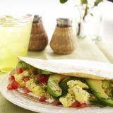 California Breakfast Wrap