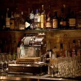 """<p>A collaboration between cocktail magnates Sasha Petraske and Eric Alperin, The Varnish is accessed through a secret door at Cole's, the destination French Dip restaurant.</p><p><i>118 E. Sixth St., Los Angeles; 213-622-9999; <a href=""""http://213nightlife.com/thevarnish"""" target=""""_blank"""">thevarnishbar.com</a></i></p><br /><p><b>Related:</b> <a href=""""/food-fun/secret-supper-clubs-underground-restaurants""""><b>Where to Find Secret Dining Societies</b></a></p>"""